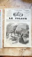 1859 LE VOLEUR VINTAGE FRANCE FRENCH MAGAZINE Newspapers NOVELS Narrative SHORT STORY STORIES CONTRAU DE LACY Comte - Magazines - Before 1900