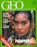 Géo N°92 : Philippines De Collectif (1986) - Non Classificati