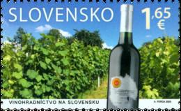 Slowakije / Slovakia - Postfris / MNH - Joint-Issue Met Malta 2020 - Neufs