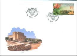 Slowakije / Slovakia - Postfris / MNH - FDC Joint-Issue Met Malta 2020 - Neufs