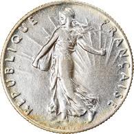 Monnaie, France, Semeuse, 50 Centimes, 1916, Paris, SPL, Argent, Gadoury:420 - G. 50 Centesimi
