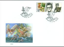 Slowakije / Slovakia - Postfris / MNH - FDC Dag Van De Postzegel 2020 - Neufs