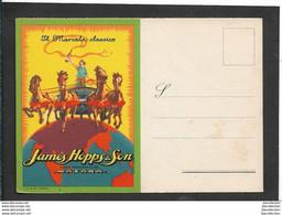 James Hopps & Son - Non Viaggiata - Publicidad