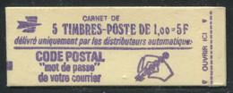 FRANCE - CARNET N° 1892 -C 1a - * * - COMPLET FERMÉ & LUXE - Standaardgebruik