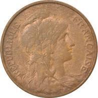 Monnaie, France, Dupuis, 5 Centimes, 1920, Paris, TTB, Bronze, Gadoury:165 - C. 5 Centesimi