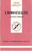 L'homosexualité De Jacques Corraze (1981) - Wissenschaft