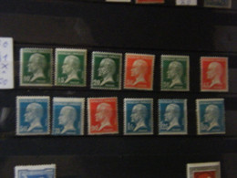 Series ^pasteur  No   170 A 181  Neuf ** - Unused Stamps