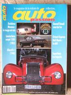 Revue Auto Passion N°59 (nov 1991) Lancia Beta Coupé - Allard K-1 - Superfana - Auto/Motorrad