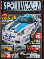 Revue Sportwagen Magazine N°64 (février 2000) 996 GTR3 Malcher - D Dupuy - 928 S4 - 356 Speedster - Auto/Motorrad