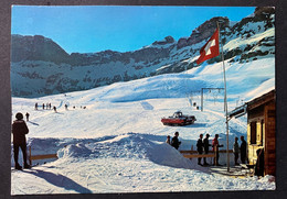 Kandersteg Skilift Sunnbühl/ Pistenfahrzeug - BE Berne