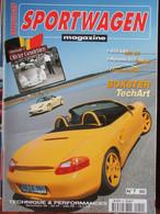Revue Sportwagen Magazine N°50 (nov 1998) Hommage Gendebien - 928 US - Boxster TechArt - 917 - Auto/Motorrad