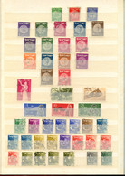 ISRAËL - Interesting Collection Of Approx 300 Used And Unused Or MNH Stamps. Several With TAB. 8 Scans. - Collections, Lots & Séries