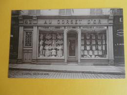 "CPA: CHALON-sur-SAONE :  Magasin "" Au Corset D'Or"", Grande Rue, Voir Photo - Chalon Sur Saone"