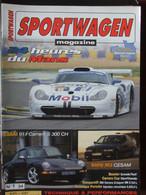 Revue Sportwagen Magazine N°34 (juillet 1997) 24 Heures Du Mans - 911 Carrera S - BMW M3 - Auto/Motorrad