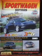 Revue Sportwagen Magazine N°33 (juin 1997) Carrera 4S - 924 - 356 - Préparation Sur Base - Auto/Motorrad