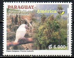 PARAGUAY. N°2909 De 2004. UPAEP/Préservation Du Système écologique. - Protezione Dell'Ambiente & Clima