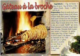 Gâteau à La Broche - éditions Apa-Poux - Neuve - Recettes (cuisine)
