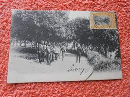 Cpa Congo Belge Pas D'indication Sur La Carte Cachet Uvira 1908 - Congo Belga - Otros