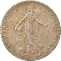 Monnaie, France, Semeuse, 50 Centimes, 1916, Paris, TB+, Argent, Gadoury:420 - G. 50 Centesimi