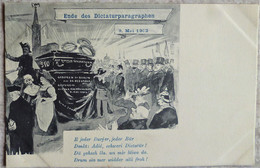 (67).STRASBOURG.ALSACE OCCUPEE.ILLUSTRATEUR.9 MAI 1902. - Strasbourg
