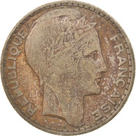 Monnaie, France, Turin, 10 Francs, 1930, Paris, TB+, Argent, Gadoury:801, KM:878 - K. 10 Franchi