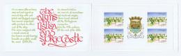 Cx 11 Pinus) Portugal 25$00 X4 Caderno Castelo De S. Jorge ARMAS DE LISBOA CTT - Unclassified