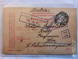 Russie / URSS - Prisonniers De Guerre - Autriche / Austria - WIEN - Sin Clasificación