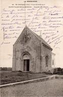 St Saint Vaast De La Hougue -  Chapelle Des Marins - Saint Vaast La Hougue