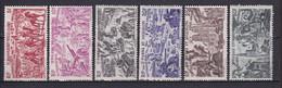 SPM - 1946 - TCHAD AU RHIN - YVERT N° 12/17 NEUFS SANS GOMME - COTE = 17 EURO - 1946 Tchad Au Rhin