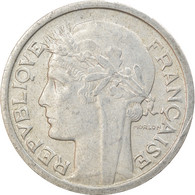 Monnaie, France, Morlon, Franc, 1944, Castelsarrasin, TTB, Aluminium - H. 1 Franco
