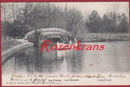 Kalmthout Calmpthout Sur L'Etang Les Chenaies ZELDZAAM 1914 Duitstalige Correspondentie  (In Goede Staat) - Kalmthout