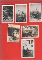 Moto Guzzi 6 Foto Moto Guzzino Leggero 1948 E 1949 Zona Verona - Automobile