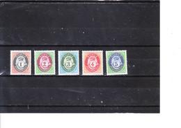 1064/8** Série Courante - Unused Stamps