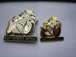 2 Pin S MOTOS 500 CC HONDA  Different NEUF - Motorfietsen