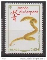 2013-N°4712** ANNEE DU SERPENT - Nuevos