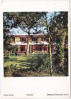 RONCHI - MASSA - VILLA IRENE - VIAGG. 1968 - - Massa
