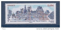 2015-N°4932** HOTEL DE VILLE DE PARIS - Unused Stamps