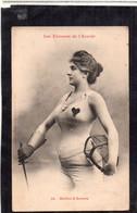 ESCRIME Femmes De L'Avenir 14 Maître D'Armes - Bergeret - Fencing