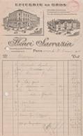 17 PONS HENRI SARRAZIN EPICERIE EN GROS - 1900 – 1949