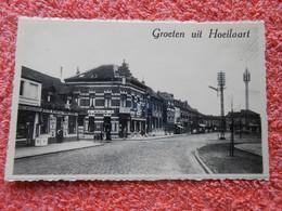 Cpa Hoeylaert Hoeilaart Place Communale - Hoeilaart