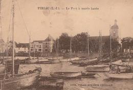 PIRIAC. - Le Port à Marée Haute. Cliché RARE - Piriac Sur Mer
