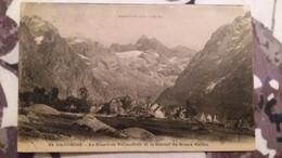 Le Desert En Valjouffrey Et Le Glacier Du Grand Vallon - Other Municipalities