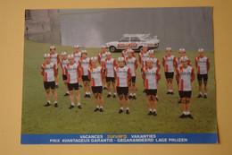 CYCLISME: CYCLISTE : EQUIPE BOULE D'OR - Ciclismo