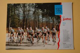 CYCLISME: CYCLISTE : EQUIPE BALLAN AMATEURE - Ciclismo