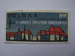 Polen  1363  O - Oblitérés