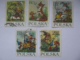 Polen  1364 - 1368  O - Oblitérés