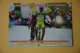 CYCLISME: CYCLISTE : MATTEO RABOTTINI - Ciclismo
