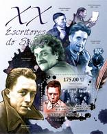 Mozambique 2011 MNH - Writers Of XX Century (A. Camus). Y&T 427, Mi 4741/Bl.479, Scott 2332 - Mozambique