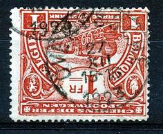 "TR 115 -  ""OVERYSSCHE"" - (ref. ZE-33.450) - 1915-1921"