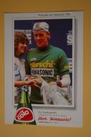 CYCLISME: CYCLISTE : ERIC VAN DER AERDEN - Ciclismo